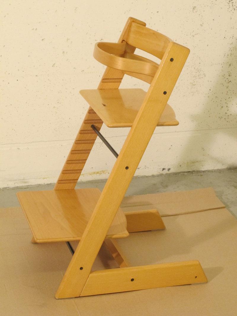 spraylakkere stol
