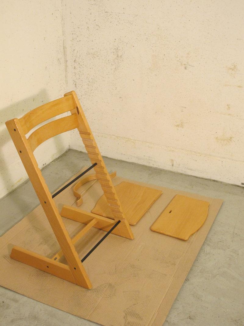 sprayalekkere møbel