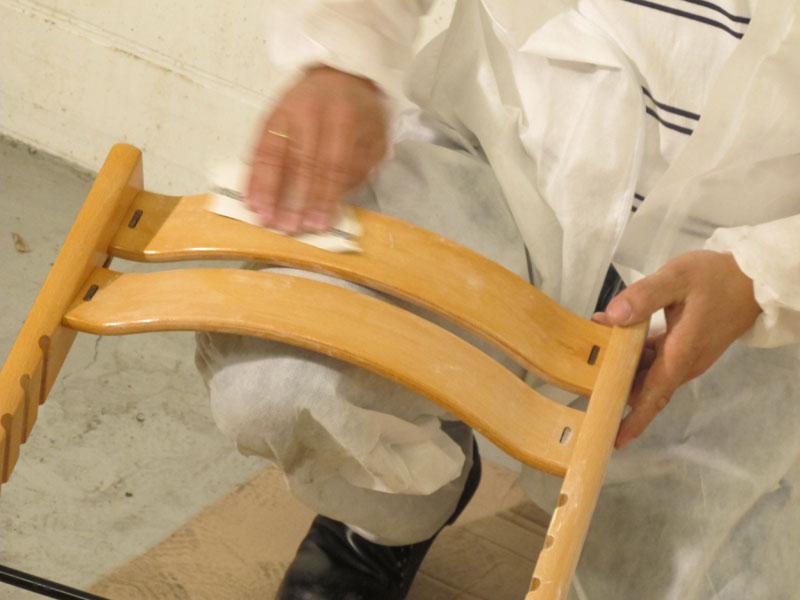 tripptrapp stol