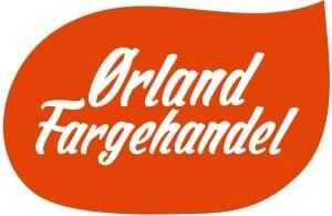 Logo Ørland Fargehandel