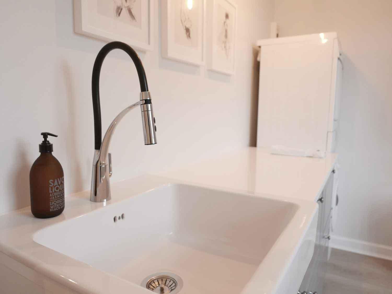 Det nye vaskerommet- Vakre Hjem