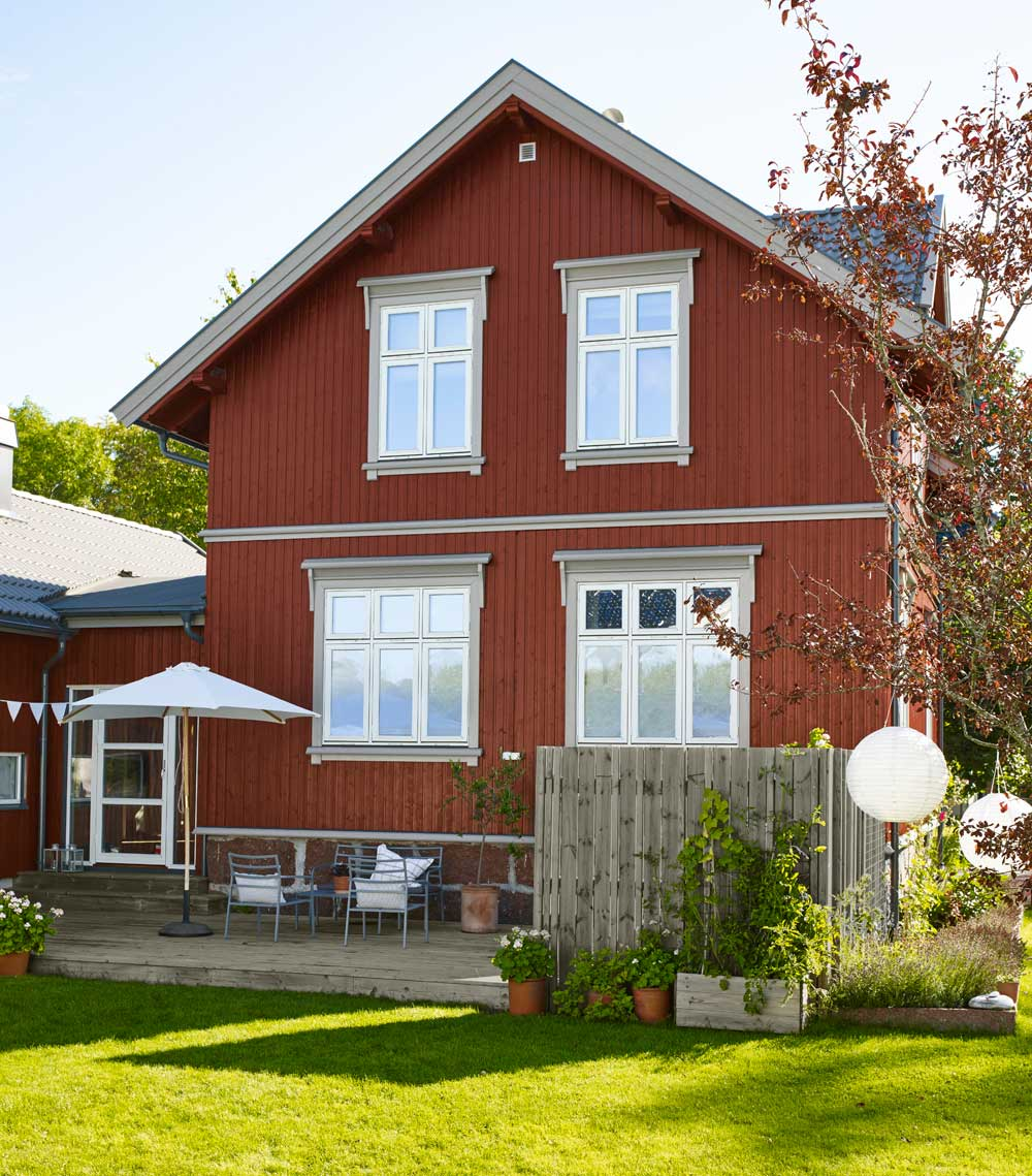 Jotun Rubin-1378 Kontur-1376 Frostrøyk-Trebitt-Terrassbeis 9710 Terrassegrå-happy-homes