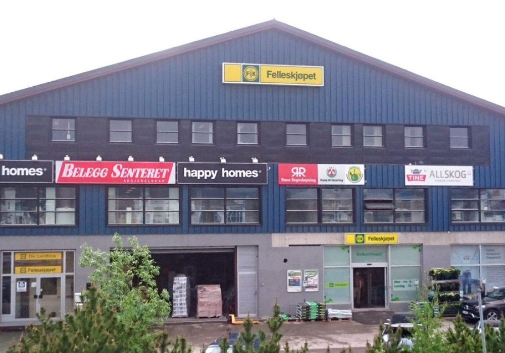 Happy Homes Beleggsenteret