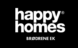 Happy Homes Brødrene Ek