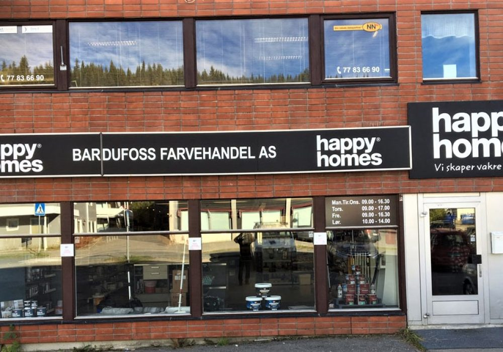 Happy Homes Bardufoss