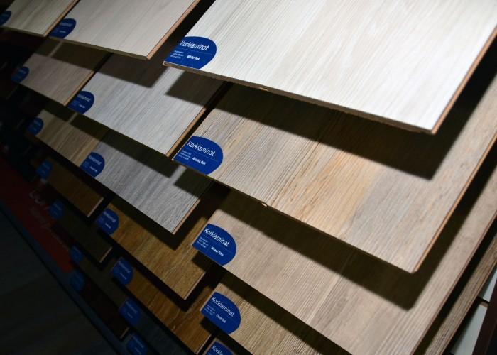Gulv vinylcomfort hos Ørland Fargehandel