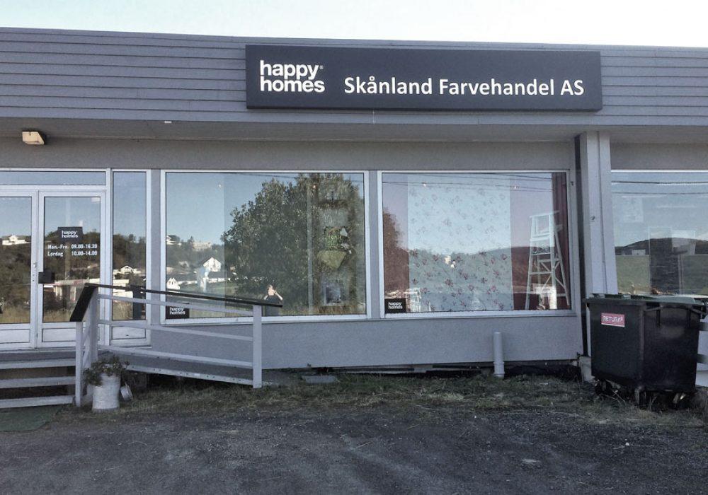 Happy Homes Skånland